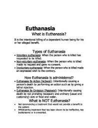 euthanasia essay professional papers ghostwriters websites uk  euthanasia essay