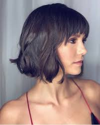 Short Haircuts With Fringe 2019 Try Easy Hairstyle Ideas For Every