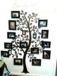 family tree picture frame wall hanging family wall picture frames wall frames family frames for family tree picture frame wall hanging