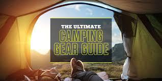 Best Camping Gear 2020 | Camping Essentials