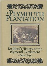 "puritans attitude towards nature through ""of plymouth plantation  plymouth plantation"
