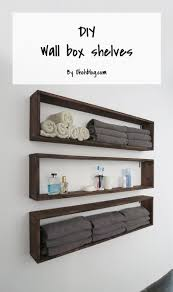 Wall Mount Bookcase Best 25 Diy Wall Shelves Ideas On Pinterest Picture Ledge