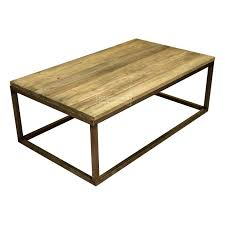 extra large reclaimed pine wood coffee table with metal legs within plans and round rustic pottery