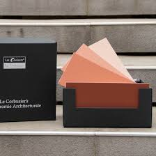 Buy Le Corbusier Colour Samples As Sample Cards, Box Or Book