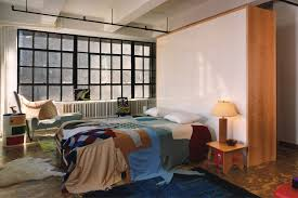 Modern Residential Loft Renovation | New York City Hellu0027s Kitchen | Bedroom  Metal Windows Built Ins