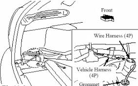 where is the pigtail located to connect the wiring harness for hyundai elantra trailer wiring harness Hyundai Trailer Wiring Harness #42