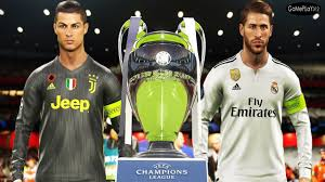 Atletico needed one goal to force juve to score four, but it never came as the home team's defense neutralized. Pes 2019 Real Madrid Vs Juventus Final Uefa Champions League Ucl Ronaldo Vs Real Madrid Youtube
