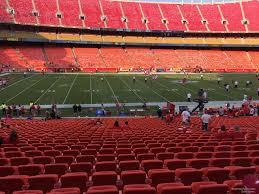 Arrowhead Stadium Section 121 Rateyourseats Com