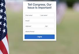 Petition Pages Revv Fundraising Platform