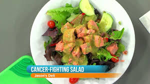 cancer fighting salad at jason s deli