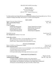 resume for mba application getessay biz resume for mba by edukaat1 in resume for mba