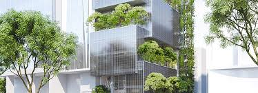 google head office pictures.  office vtn architects blend greenery into nanoco head office in vietnam to google head office pictures