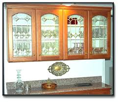 86 most gracious stained glass cabinet door kitchen doors at new home design inserts for desk cabinets base black wood lateral file large curio bangalore