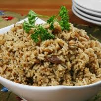 brown rice pilaf recipes. Simple Brown In Brown Rice Pilaf Recipes