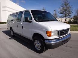 ford van. 2007 ford econoline wagon 15 passenger fl van - click to see full-size photo