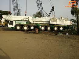 Krupp Kmk 6200 Load Chart Krupp Kmk 7250 275 Tons Crane For Hire In Bhopal Madhya