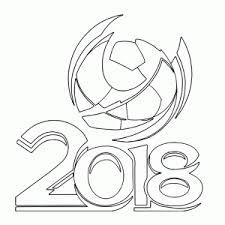 Wk Voetbal 2018 Kleurplaten Leuk Voor Kids