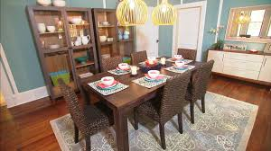 Small Picture Plain Dining Room Table Decor Ideas Transitional Style Grey