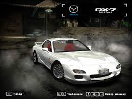 Need For Speed Most Wanted Mazda RX-7 Spirit R Type A | NFSCars