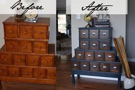 vintage style apothecary cabinet before after painted furniture 1 size=634x922&nocrop=1