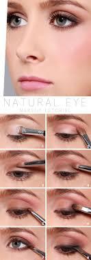 natural eye makeup tutorial for deep set eyes once again make sure u apply lots