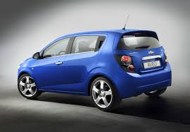 All Chevy chevy aveo 2011 : 2011 Chevrolet Aveo Review - Top Speed