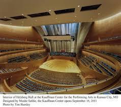 Kauffman Center For The Performing Arts In Kansas Missouri