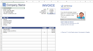 vertex invoice template free invoice templates to help you get paid faster bplans