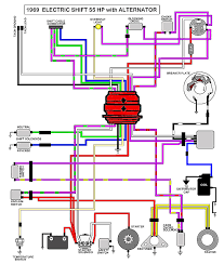 johnson 40 hp wiring diagram have a diy wiring diagrams \u2022 Ignition Switch Wiring Diagram Color at 1987 Johnson Outboard Ignition Switch Wiring Diagram