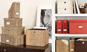 Decorative Filing Boxes Decorative file boxes for stylish office storage Which Box 20
