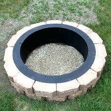 photo 4 of 8 image build fire pit charming make building an inground easy diy