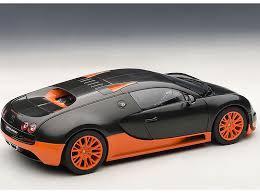 Bugatti Veyron Super Sport 2010 - Die-cast model - AutoArt 70936