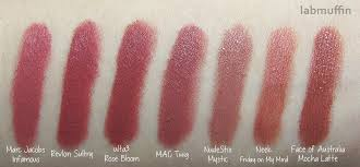 mac twig dupes and comparisons lab