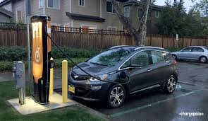 charging the chevy bolt ev everything