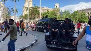 Anti-Regierungsdemonstrationen: Ein Toter bei Protesten in Kuba