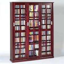 dvd cabinets with glass doors cabinet with doors winsome wood cabinet with glass doors antique walnut