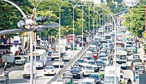 Image result for traffic plan for may day in colombo