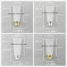 Белая мягкая трубка 60 мл для мытья, <b>сливочного</b> масла, <b>крем</b> ...