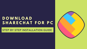 Download Sharechat for PC: Step by Step ...