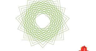 Cool Geometric Designs Patterns On Graph Paper Northmallow Co