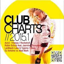 Club Charts 2015 1 Cd2 Mp3 Buy Full Tracklist