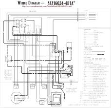 goodman furnace wiring diagram electric heater thermostat jennylares furnace thermostat wiring color code at Goodman Furnace Thermostat Wiring Diagram