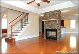 double sided fireplace ideas two sided fireplace 2 way fireplace design ideas living rooms and 3