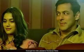 Dabangg 3 Song Naina Lade Is All About Salman Khan And Saiee ...