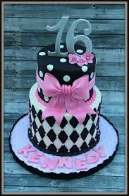 Sweet Sixteen Cakes For Girls This Is A Favorite Of Mine And Blue I