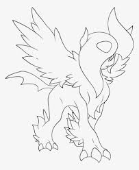 Color them in online, or print them out and use crayons, markers, and paints. Pokemon X And Y Mega Coloring Pages Line Art Png Image Transparent Png Free Download On Seekpng