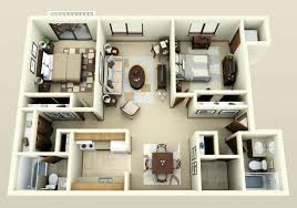 3 Bedroom Apartments For Rent With Utilities Included Decor Interior Interesting Design