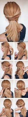 5 Minute Hairstyles For Girls Best 25 Office Updo Ideas On Pinterest Wedding Hair Tutorials