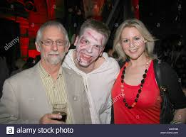 Peter Titmuss and Abi Titmuss London Dungeon Fear-Fest launch ...