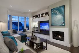 wall units built in entertainment center with fireplace modern amazing contemporary entertainment center ideas